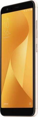 Смартфон Asus ZenFone Max Plus M1 ZB570TL 32ГБ золотистый (90AX0183-M00100) - фото 2