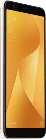 Смартфон Asus ZenFone Max Plus M1 ZB570TL 32ГБ золотистый (90AX0183-M00100) - фото 3