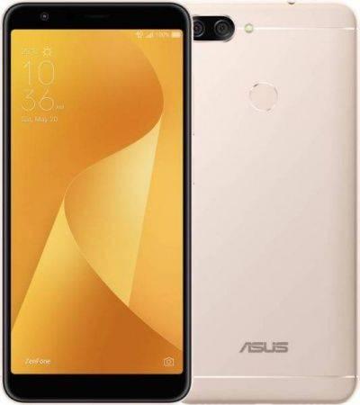 Смартфон Asus ZenFone Max Plus M1 ZB570TL 32ГБ золотистый (90AX0183-M00100) - фото 4