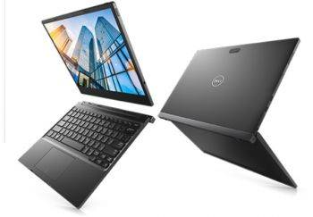 """Планшет 12.3"""" Dell Latitude 7285 256ГБ черный (7285-8718)"""