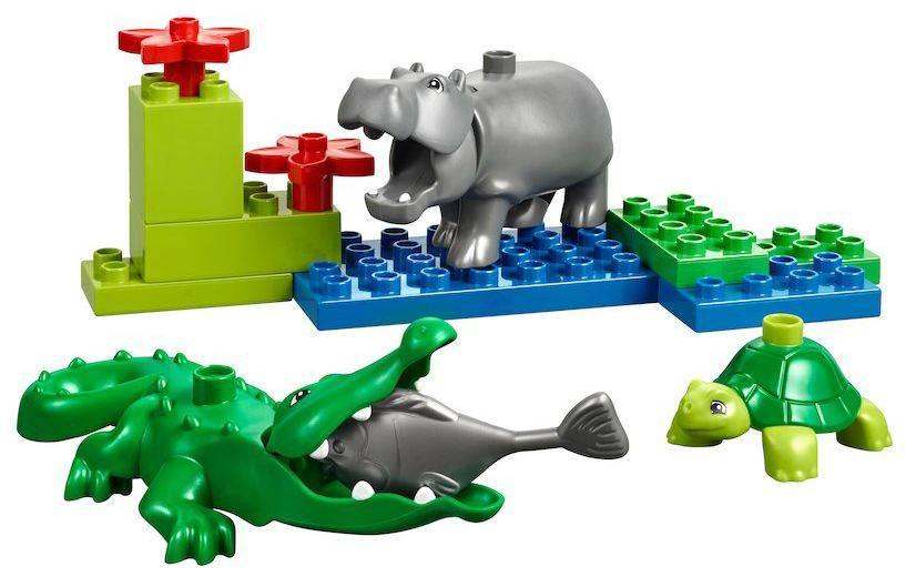 Конструктор Lego Education Duplo Дикие животные [45012] - фото 3