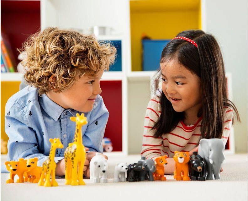 Конструктор Lego Education Duplo Дикие животные [45012] - фото 7