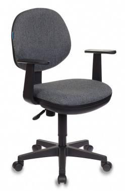 Кресло Бюрократ CH-356AXSN/G 3C1, ткань, крестовина пластиковая