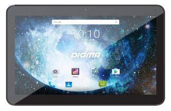 "Планшет 10.1"" Digma Plane 1713T 3G 16ГБ черный (PT1138MG)"