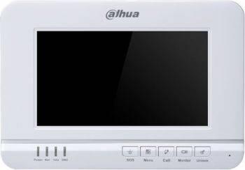 Видеодомофон Dahua DHI-VTH1520A белый