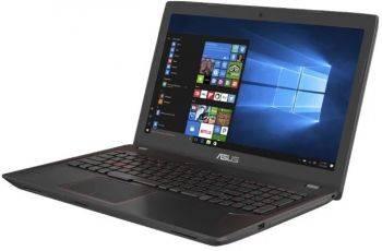 """Ноутбук 15.6"""" Asus FX553VE-DM467T черный (90NB0DX4-M06970)"""