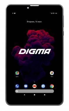 """Планшет 7"""" Digma Optima Prime 4 3G 8ГБ черный (TT7174PG)"""