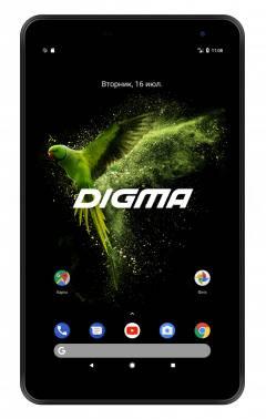 """Планшет 7"""" Digma Optima 7018N 4G 16ГБ черный (TS7179ML)"""
