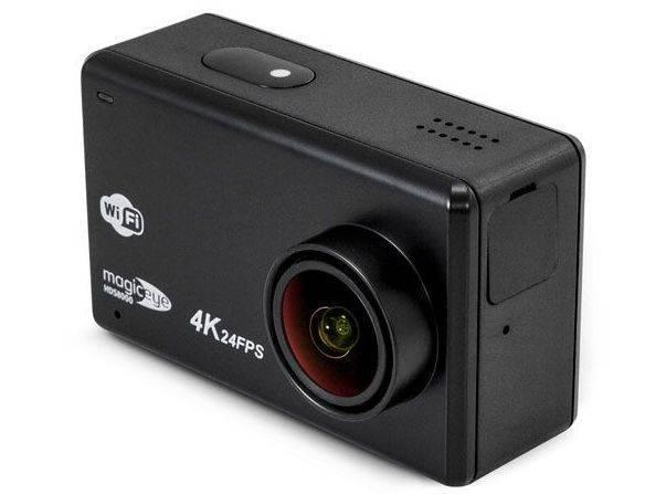 Экшн-камера Gmini MagicEye HDS8000 черный - фото 1