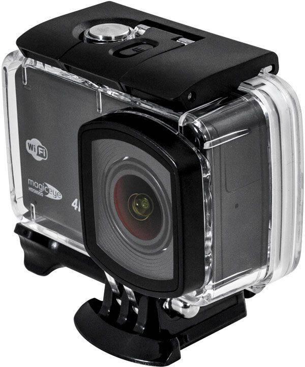 Экшн-камера Gmini MagicEye HDS8000 черный - фото 5