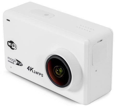 Экшн-камера Gmini MagicEye HDS8000 белый (HDS8000 WHITE) - фото 1