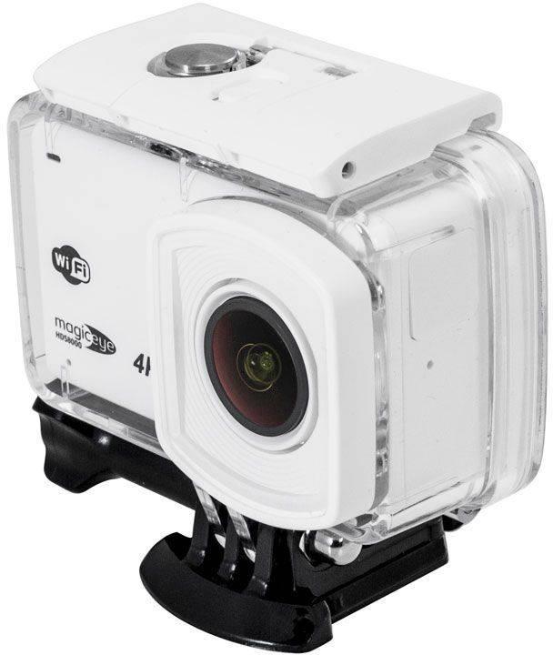 Экшн-камера Gmini MagicEye HDS8000 белый - фото 5