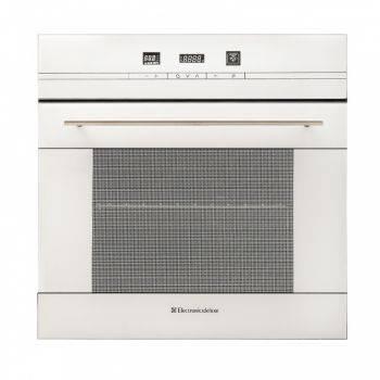 Духовой шкаф электрический Electronicsdeluxe 6006.04 эшв-020 белый