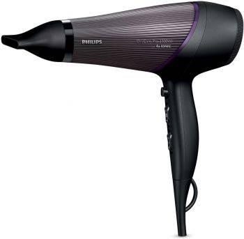 Фен Philips BHD177/00 черный/фиолетовый
