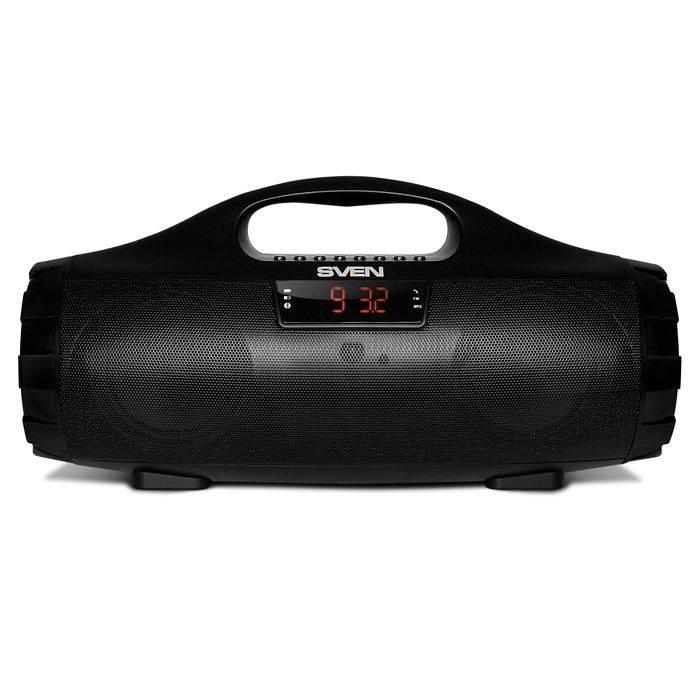 Колонка портативная Sven PS-460 черный - фото 1