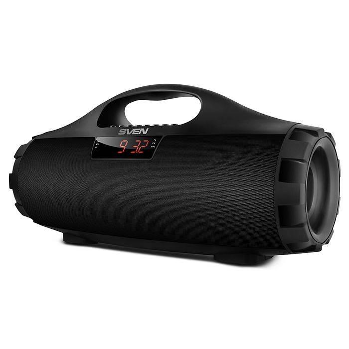 Колонка портативная Sven PS-460 черный - фото 6