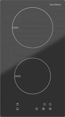 Индукционная варочная поверхность Darina P EI 523 B черный (000054916)