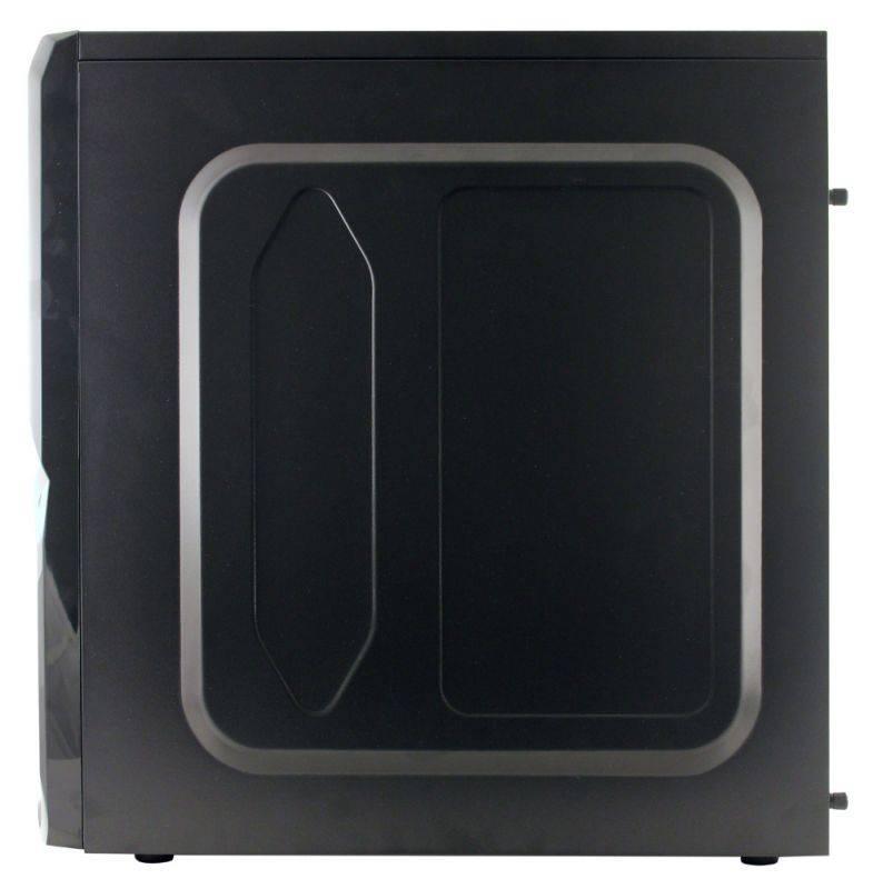 Системный блок IRU Home 324 черный (1014887) - фото 5