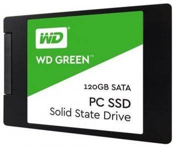 Накопитель SSD 120Gb WD Green WDS120G2G0A SATA III
