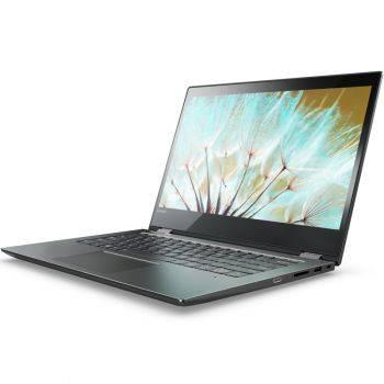 Трансформер Lenovo YOGA 520-14IKBR, процессор Intel Core i5 8250U, оперативная память 8Gb, жесткий диск 1Tb, видеокарта Intel HD Graphics 620, диагональ 14, 1920x1080, Windows 10, черный (81C8003SRK)