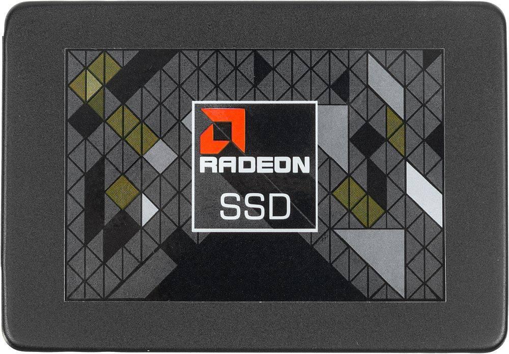 Накопитель SSD 60Gb AMD Radeon R3 R3SL60G SATA III - фото 1