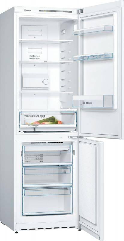Холодильник Bosch KGN36NW14R белый - фото 1