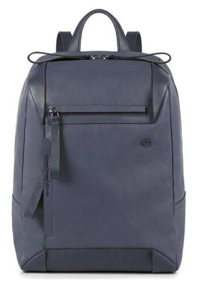 Рюкзак женский Piquadro Pan BD4300S94/AV серый натур.кожа - фото 1