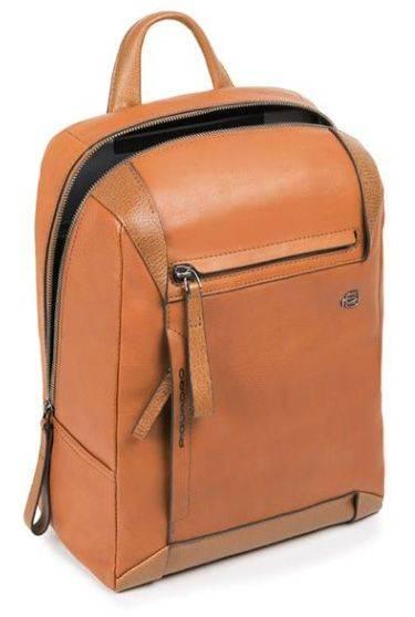 Рюкзак женский Piquadro Pan серый, кожа натуральная (BD4300S94/AV) - фото 2