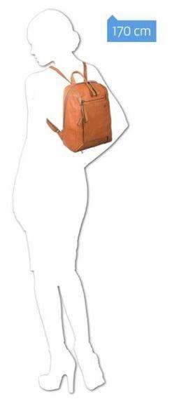Рюкзак женский Piquadro Pan BD4300S94/AV серый натур.кожа - фото 3