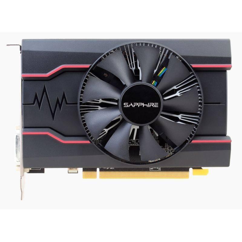 Видеокарта Sapphire PULSE Radeon RX 550 4G 4096 МБ (11268-15-20G) - фото 1