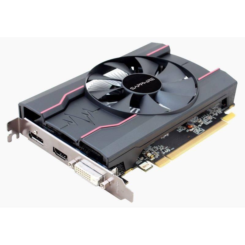 Видеокарта Sapphire PULSE Radeon RX 550 4G 4096 МБ (11268-15-20G) - фото 3