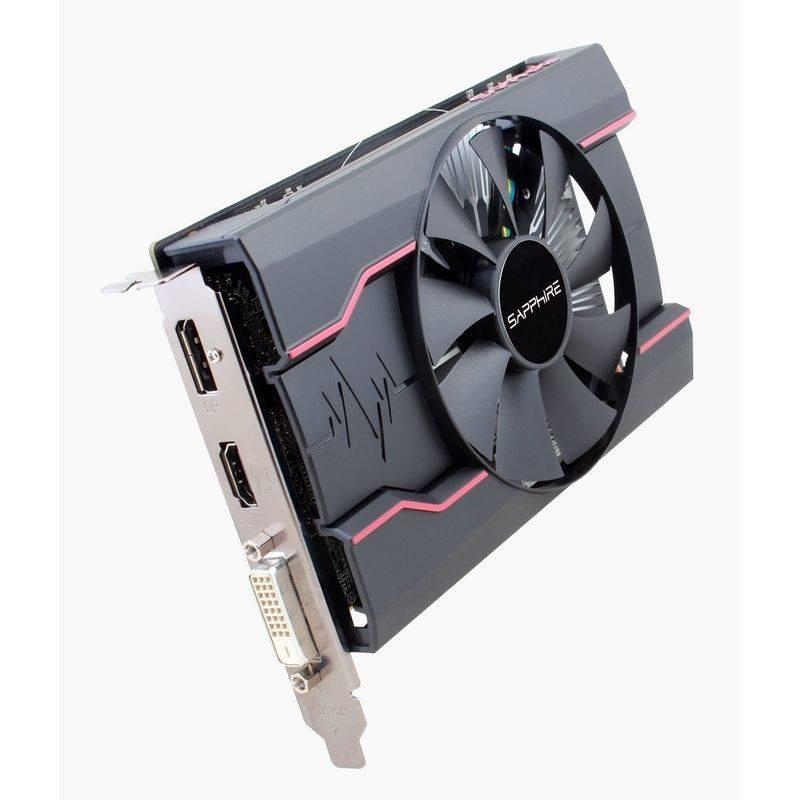 Видеокарта Sapphire PULSE Radeon RX 550 2G 2048 МБ (11268-16-20G) - фото 2