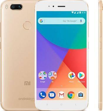 Смартфон Xiaomi Mi A1 64ГБ золотистый (1227639)