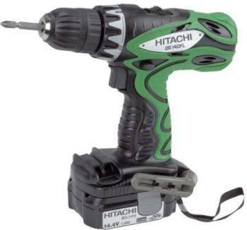 Шуруповерт Hitachi DS14DFL