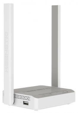 Беспроводной маршрутизатор Keenetic 4G белый (KN-1210)