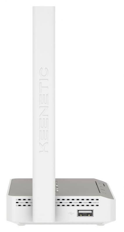Маршрутизатор беспроводной Keenetic 4G белый (KN-1210) - фото 3