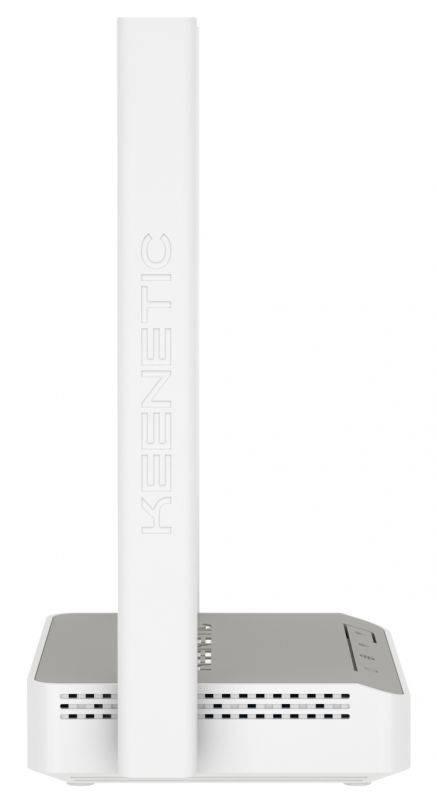 Беспроводной маршрутизатор Keenetic Start (KN-1110) белый - фото 3