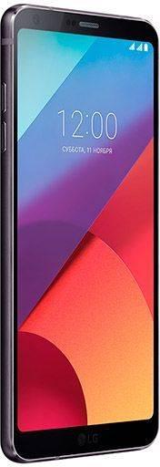 Смартфон LG G6 H870S 32ГБ черный - фото 2