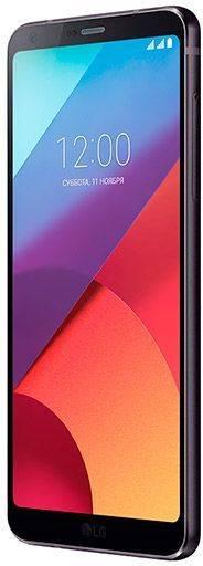Смартфон LG G6 H870S 32ГБ черный - фото 3