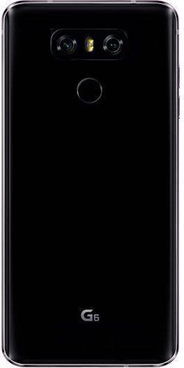 Смартфон LG G6 H870S 32ГБ черный - фото 4