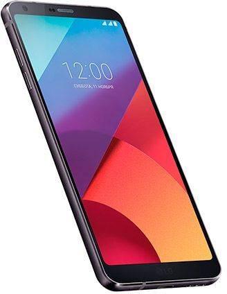 Смартфон LG G6 H870S 32ГБ черный - фото 6