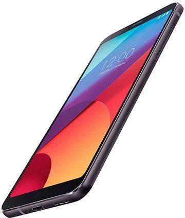 Смартфон LG G6 H870S 32ГБ черный - фото 7