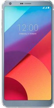 Смартфон LG G6 H870S 32ГБ платиновый