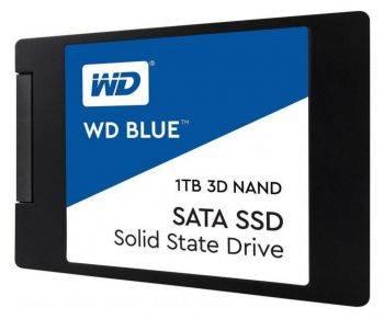 Накопитель SSD 1Tb WD Blue WDS100T2B0A SATA III