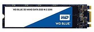 Накопитель SSD 250Gb WD Blue WDS250G2B0B SATA III - фото 1