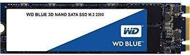 Накопитель SSD 500Gb WD Blue WDS500G2B0B SATA III - фото 1