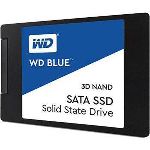 Накопитель SSD 250Gb WD Blue WDS250G2B0A SATA III - фото 1