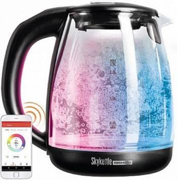 Чайник электрический Redmond RK-G210S SkyKettle черный матовый