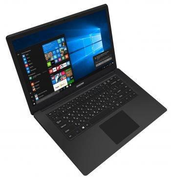 """Ноутбук 15.6"""" Digma CITI E600 черный/серебристый"""
