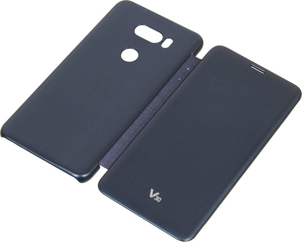Чехол LG H930 VOIA, для LG V30, синий - фото 3